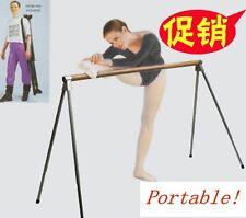 New!---Ballet Bar Barre Portable Adjustable Ballet Dance Exercise Barre Stretch