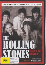 New DVD  - The Rolling Stones - Rare and Unseen