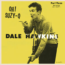 ROCKABILLY EP: DALE HAWKINS - OH! SUZY-Q -VOL 3 -BEE SHARP-BLACK WAX -FANTASTIC!