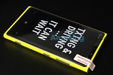 Nokia Lumia 920 - 32GB - Yellow (Unlocked) Smartphone. Fair Condition At&t