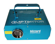 Blizzard Lighting Kaptivator 3D RGB Laser Stage DJ DMX Effects Light