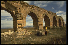 525000 Roman Architecture At Aqueduct Tunisia A4 Photo Print