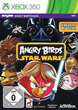 Angry Birds Star Wars (Microsoft Xbox 360, 2013, DVD-Box)