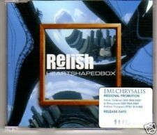(E725) Relish, Heart Shaped Box - DJ CD