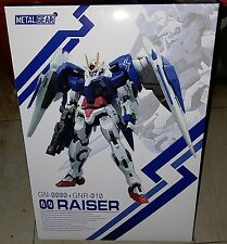 Metal Gear MC Club 1/100 GN-0000 + GNR-010 Gundam OO 00 + O Raiser Build