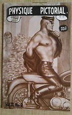 PHYSIQUE PICTORIAL 1961 VOL 11 No 2 Tom of Finland Covers - Historic Genre