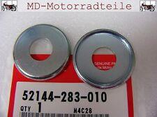 Honda CB 750 Four K0 K1 K2 Staubkappen Set  Schwinge Cap, rear fork dust seal