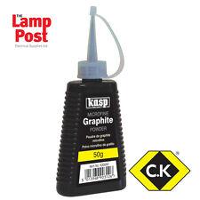CK Strumenti KASP K30050 MICROFINE Grafite IN POLVERE LUBRIFICANTE