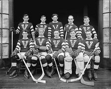1914-15 VANCOUVER MILLIONAIRES 8X10 PHOTO HOCKEY NHL PICTURE