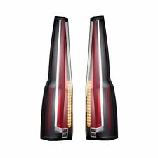 Long Type LED Tail Lights Rear Lamps Tail Lamps For GMC Yukon 2015~2016