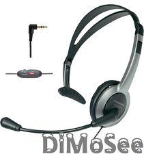 ►► Kabel-Headset u.a. auch f. Gigaset C430 S810 DX600A DX800A u. a. passend ◄◄