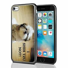 I Shih Tzu Not Funny Humor For Iphone 7 Case Cover By Atomic Market