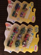 Thomas The Train Sponge Bob Minis Set Of 13