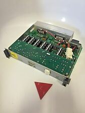 Adept Dual B5 AMP 10338-00190 CARD REMOVED FROM WORKING UNIT.