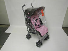 RAINCOVER TO FIT HAUCK VIPER 3 WHEEL PUSHCHAIR