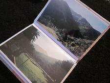 CATALINA ISLAND 2006 PHOTO BOOK 4 x 6 INCH PHOTOS 17 PHOTOGRAPHS AVALON HILLS