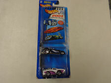 NIP HOT WHEELS COLLECTORS  GUIDE  2004    3  CAR SET     2003