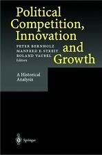 Political Competition, Innovation and Growth: A Historical Analysis-ExLibrary