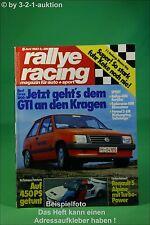 Rallye Racing 6/83 De Tomaso Pantera Opel Corsa 1800