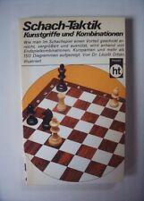 Schach-Taktik, Kunstgriffe und Kombinationen, Laszlo Orban