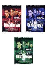 DEMONTOWN - TRILOGIE 1-2-3 - TV SERIE **ERSTAUFLAGE** (3DVDs)*NEU*OVP