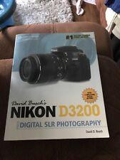 Nikon D D3200 24.2 MP Digital SLR Camera - Black (Kit w/ AF-S DX ED VR G 18-55m…