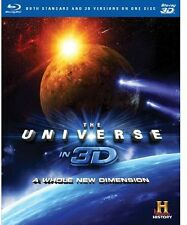 Universe in 3D: A Whole New Dimension [3D] DVD Region A