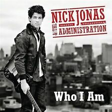 Who I Am: Deluxe Edition (CD & DVD) Nick Jonas & Administrat Audio CD