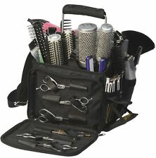 SIBEL Hairdresser MULTI STORAGE BASKETFULL Bag Eqipment Tool Case Beauty Barber