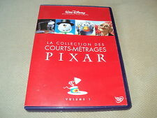 "DVD ""LA COLLECTION DES COURTS METRAGES PIXAR"""