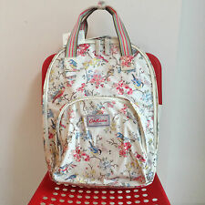 BNWT Cath Kidston Blossom Birds Multi Pocket Backpack (Cream)  - Special Buy!