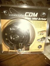 CORTLAND FLY FISHING REEL STK# 646186  5/6 WEIGHT CDM DISC MID-ARBOR  NEW