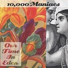*NEW* CD Album 10,000 Maniacs - Our Time In Eden (Mini LP Style Card Case)