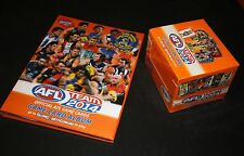 2014 TeamCoach Sealed Unopened Box & Album 36 packets cards Team Coach Folder