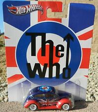 HOT WHEELS *THE WHO* Fat Fendered '40 *NIP*