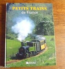 Locomotives Chemins de fer PETITS TRAINS DE FRANCE