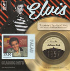 Palau 2012 MNH Elvis Presley Classic Hits 35th Anniv Jailhouse Rock 1957 1v S/S