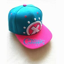 One Piece TonyTony Chopper Embroidery Mark Baseball HipHop Hat Cosplay Anime Cap