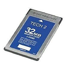 SAAB 44.000 Tech 2 32MB PCMCIA (1988-1998) Saab 900 9000 (Multilanguage) A+ CARD