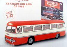 AUTOCARS ET BUS DU MONDE N° 42 CHAUSSON ANG de 1956 IXO 1/43 NEUF (boite+fasc)
