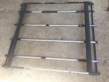 Volvo 240 740 760 940 960 Roof Luggage Rack 245 Wagon Aeroblade Black OEM