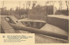 WW 1 - The Leugenboom Gun At Moere - Unused Postcard Archive World War 1 Picture