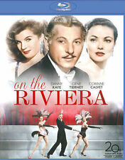 On the Riviera bluray brand new sealed classic movie Free Shipping