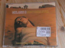 MELANIE C - NORTHERN STAR *3 tracks MCD incl. Video* Virgin v. 1999   *MINT*