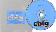 EVERYTHING BUT THE GIRL CD Single UK 1 Track PROMO ONLY Unplayed