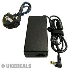 Adaptateur Chargeur AC pour Packard Bell EasyNote TJ65 TJ67 + cordon d'alimentation de plomb