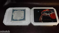 Limited Edition-1999 Michael Jordan Signature Stuff Upper Deck Plate