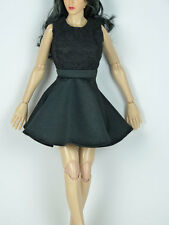 1/6 Cy Girl, ZC, TTL, Hot Toys, Kumik, Phicen & NT - Female Black Party Dress