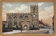 BR64994 stratford on avon guild chapel and school   uk