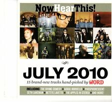 (FP784) Now Hear This! Issue 89 July 2010 - The Word CD